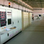 Large Area In-line Magnetron Sputtering Vacuum Coating Machine