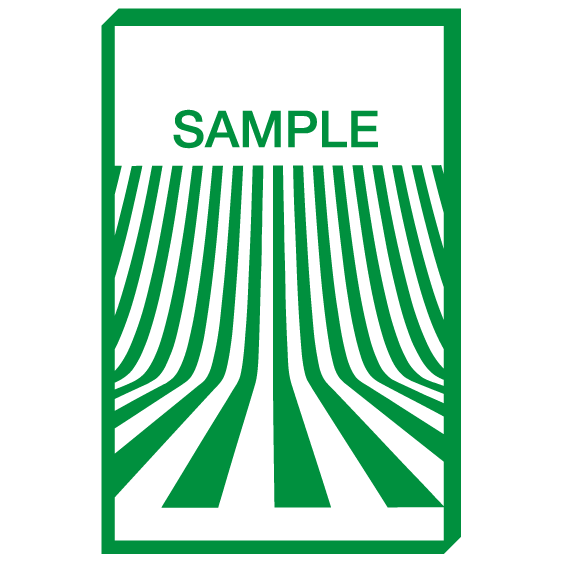 We create a sample